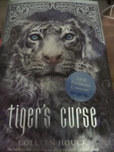 Tiger's Curse | C. Houck